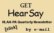 HearSay by e-mail